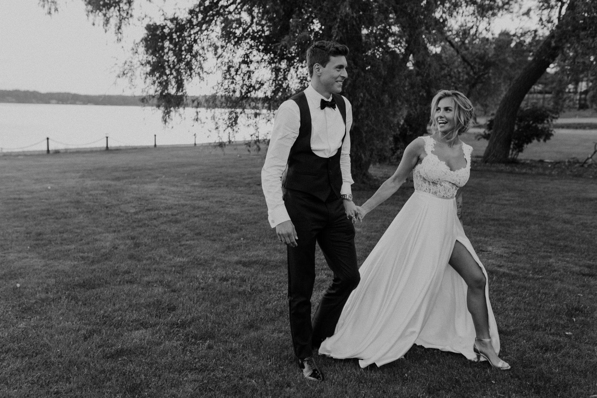 bröllopsfotograf krägga herrgård victor och maja