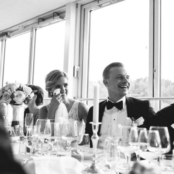Bröllop i Österhaninge Kyrka
