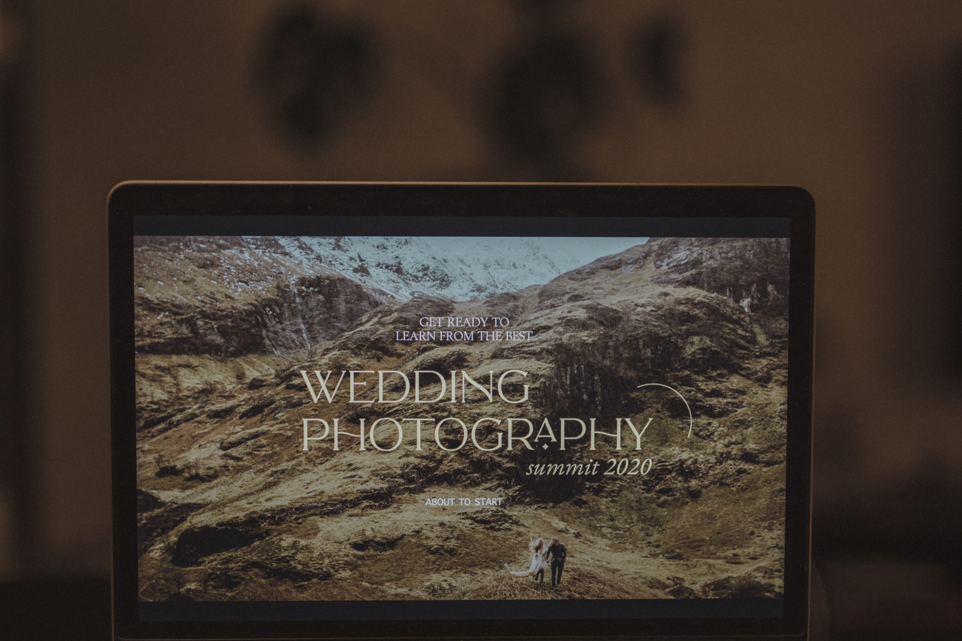 wedding photography summit 2020