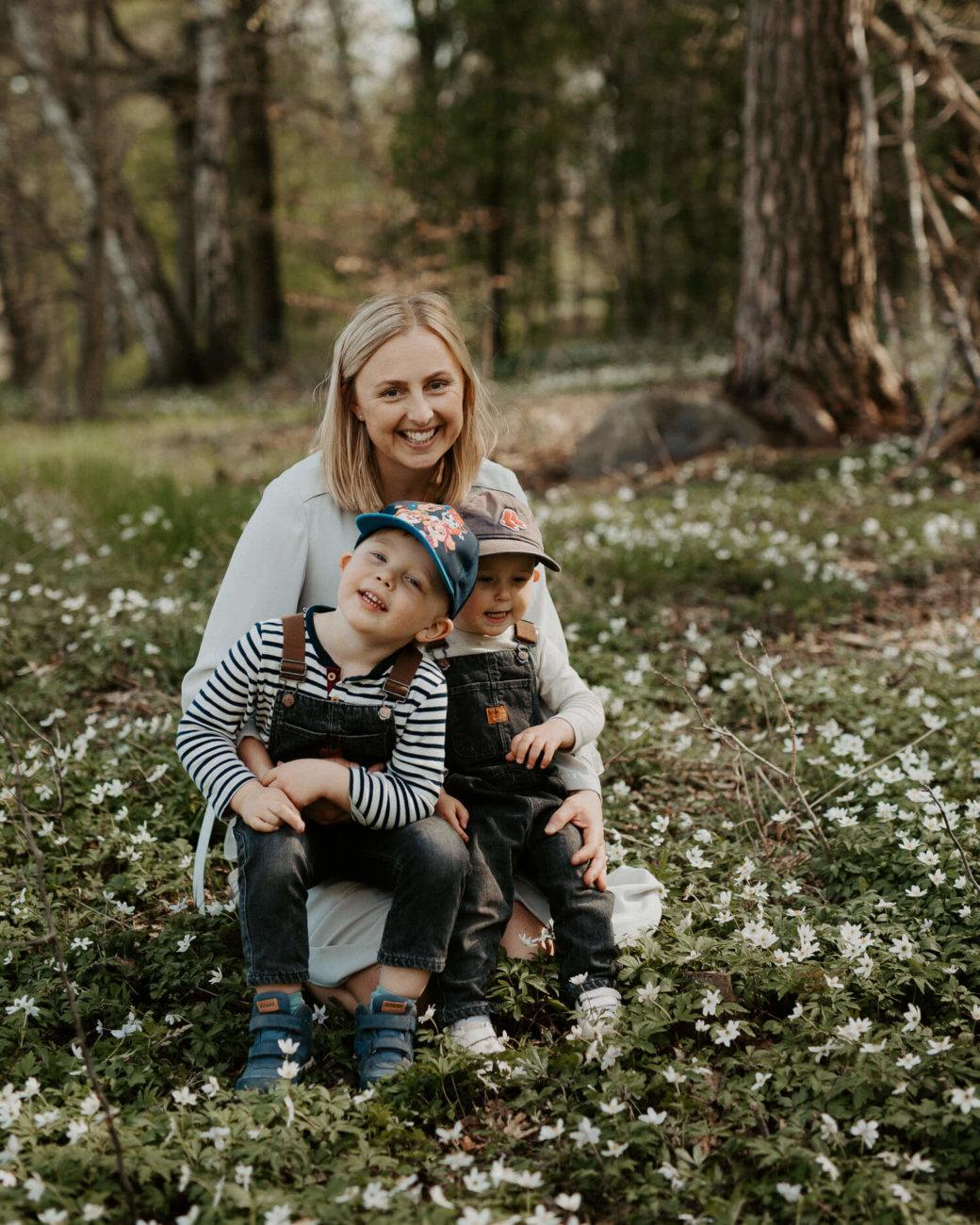 familjefotografering i norra djurgårdsstaden